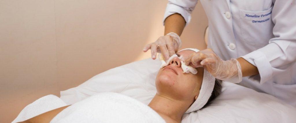 limpeza de pele importancia