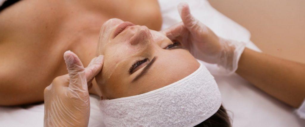 limpeza de pele procedimentos