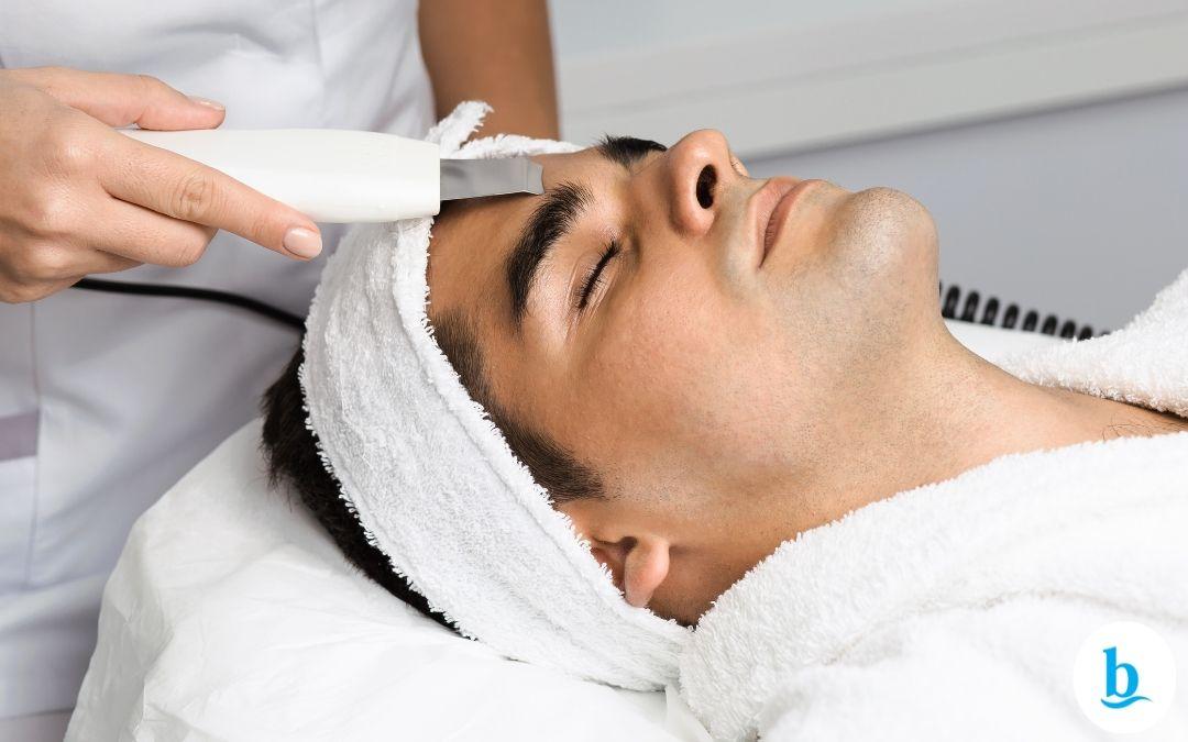 bonapele- limpeza de pele masculina - estetica sao paulo - clinica de estetica - limpeza de pele
