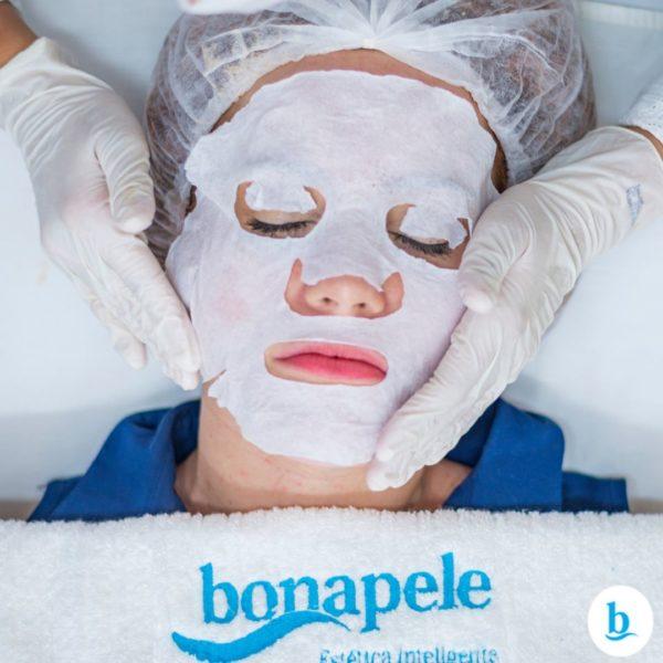 limpeza de pele facial clinica de estetica bonapele sao paulo