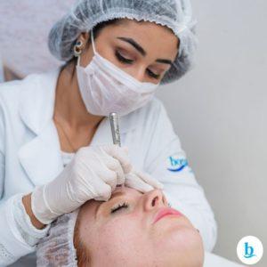 limpeza de pele facial clinica de estetica bonapele vila clementino